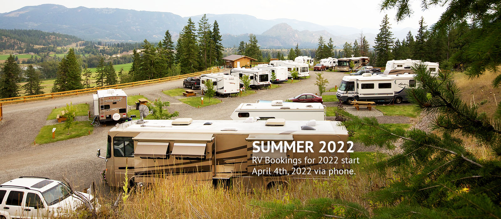 Chinook Cove Golf Course and Full Hook Up RV Park | Barriere BC